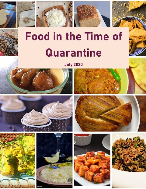 Food in the Time of Quarantine ( FitToQ)