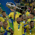 Com Bolsonaro na torcida, Brasil é campeão da Copa América