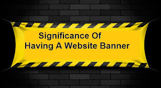 Significance Of Having A Website Banner