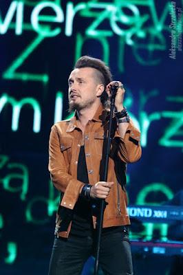 Bracia - Piotr Cugowski na scenie - Sopot Festival