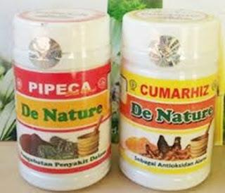 Obat Asam Lambung Herbal de Nature  | Efektif Efisien Hemat Waktu