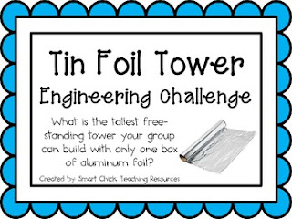 https://www.teacherspayteachers.com/Product/Tin-Foil-Tower-Engineering-Challenge-Project-Great-STEM-Activity-817915