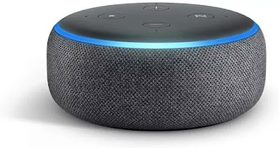 Echo Dot (3rd Gen) - Smart speaker with Alexa | Best Amazon Echo Dot Deals