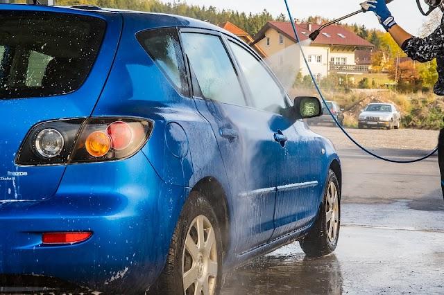 Tips Mencuci Mobil yang Tepat