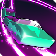 Rollercoaster Dash - Rush and Jump the Train! Unlimited Coins MOD APK