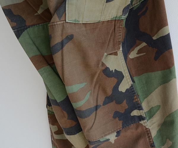 米軍実物U.S.ARMYヴィンテージウッドランドトラウザーズカーゴパンツ
