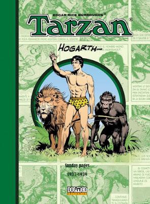 Tarzan vol. 1 (1937-1939) - Edgar Rice Burroughs/HOGARTH (2019)
