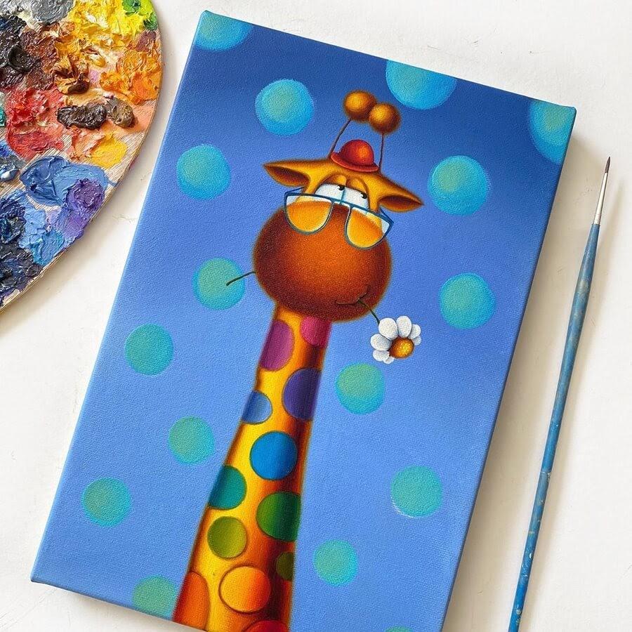 07-The-Colourful-Giraffe-Gabriela-Elgaafary-www-designstack-co