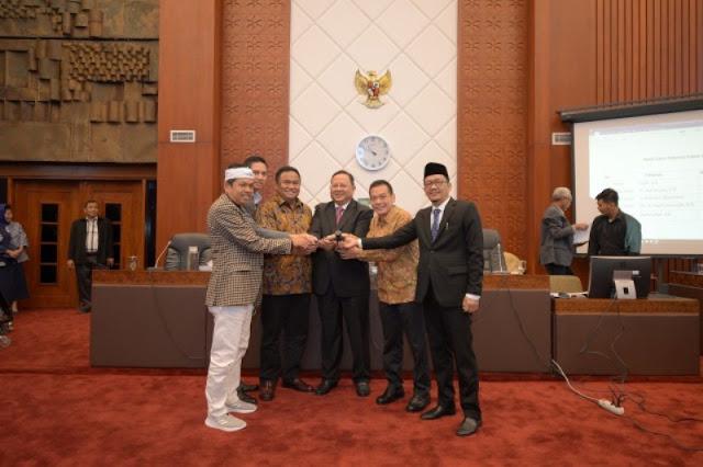 Mitra Kerja Komisi IV DPR-RI