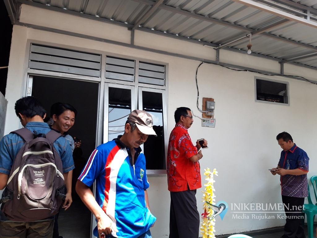 Selesai Diperbaiki, Rumah Warga Krakal Diserahkan ke Pemiliknya