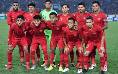 Daftar Pemain Timnas U 23 Indonesia