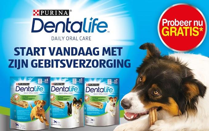 Gratis Purina Dental Life Voor Je Hond Ter Waarde Van 1,50