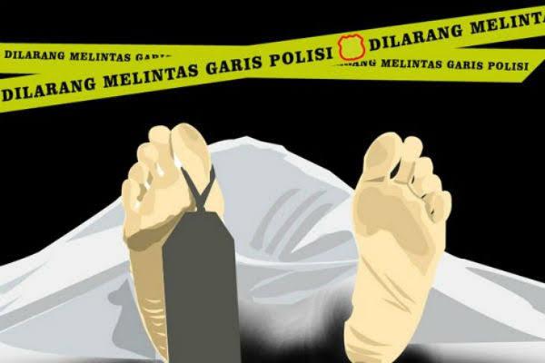 Gara-gara Becak, Anak di Medan Bunuh Ayah Kandungnya