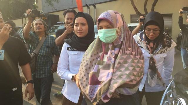 Polres Jakut Tahan Wanita yang Ajak Tak Pasang Foto Presiden di Sekolah