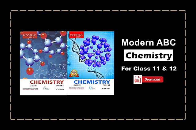 [PDF] Modern ABC Chemistry for Class 11 and 12  (Part I & 2) | Download