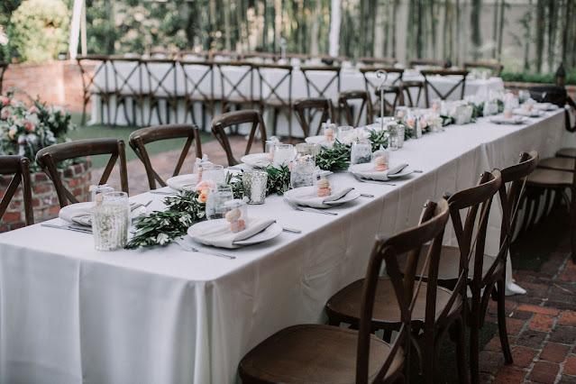 wedding reception at casa feliz