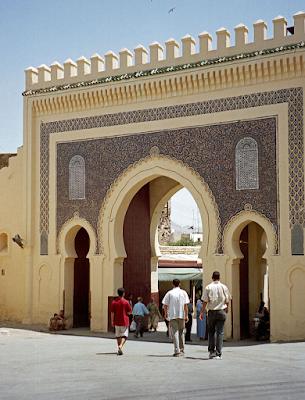 حواضر إسلامية : فاس جوهرة الغرب الإسلامي