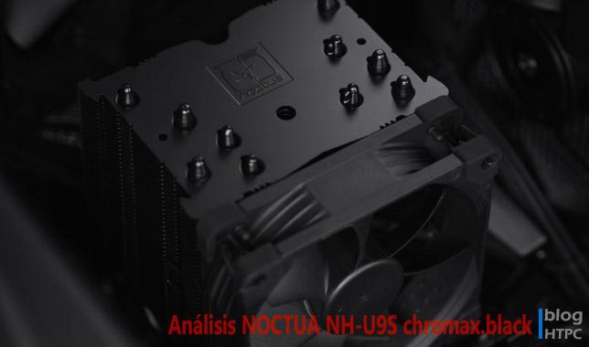 Análisis NOCTUA NH-U9S chromax.black
