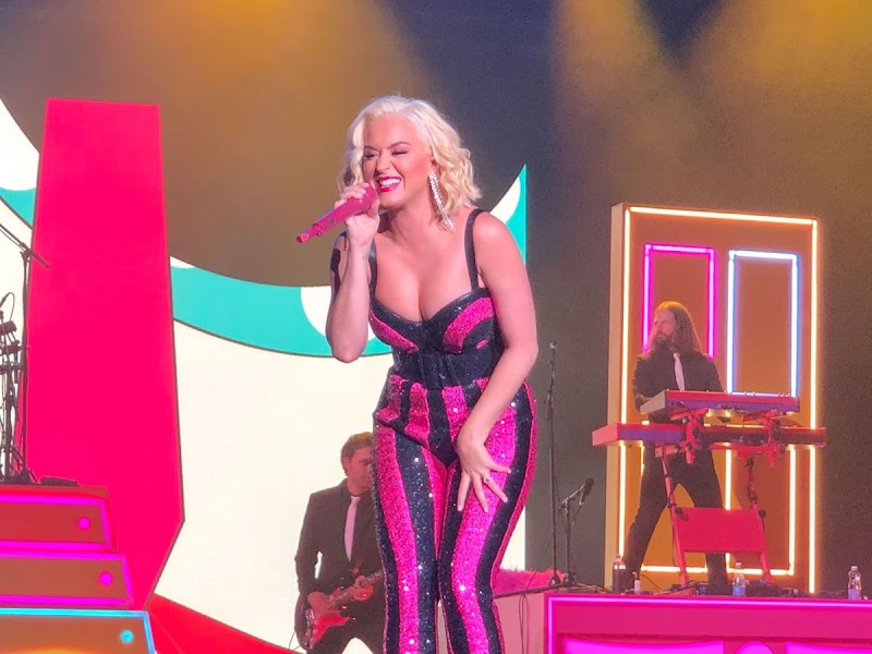 Katy Perry Performance Clicks at Qatar Live Show at Doha Convention Center 15 Dec-2019