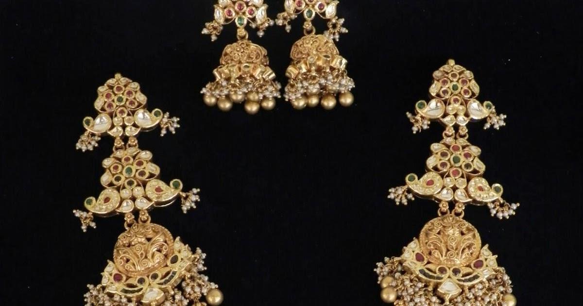 Contemporary Gold Balls Chandra Haram Latest Indian Jewellery Designs