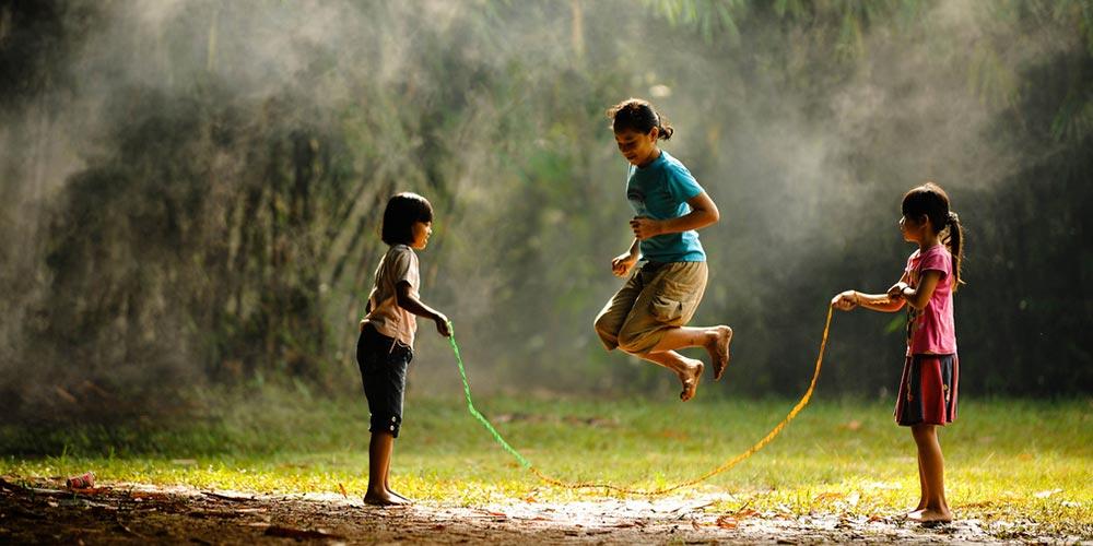 22 Gambar yang bikin kamu terkenang masa kecil membahagiakan