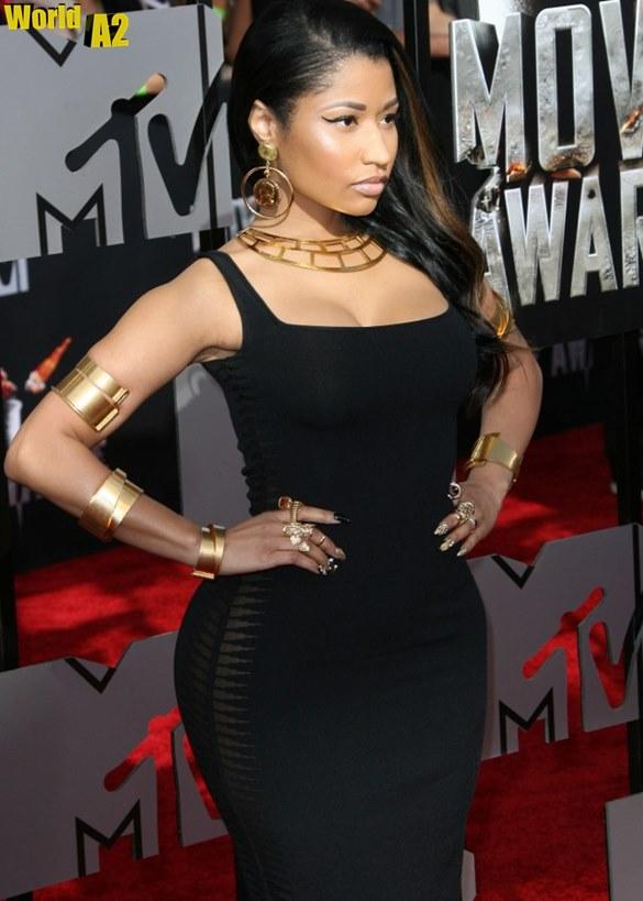 Visual da famosa Nicki Minaj 2016 6