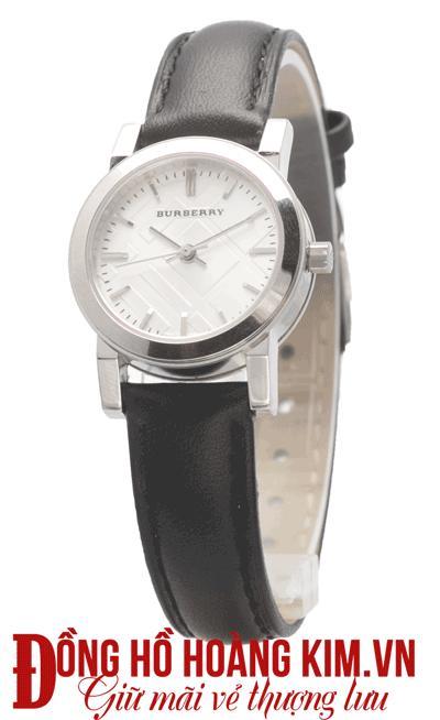 Đồng hồ burberry nữ mới