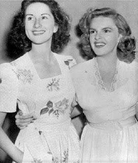 Suzanne Gumm Judy Garland