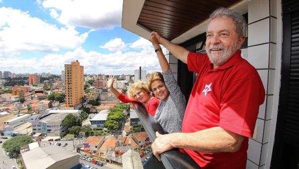 Lula: decisión de luchar por un Brasil más justo es inamovible