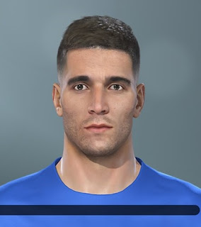 PES 2019 Faces Thiago Neves By Lucas Facemaker