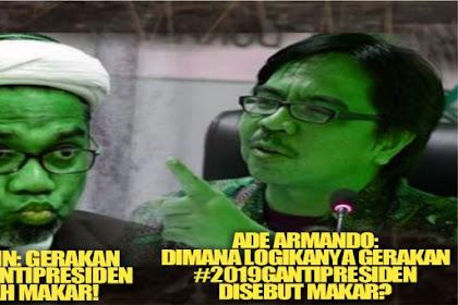Sesama Pendukung Jokowi Kelahi, Netizen Usul Ngabalin dan Ade Armando Debat di TV One