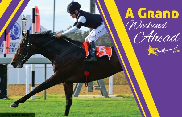 A Grand Weekend Ahead - Horse Racing - Grand Heritage - South Africa