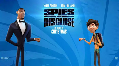 Spies in Disguise 2019 Full Movie Download In Hindi