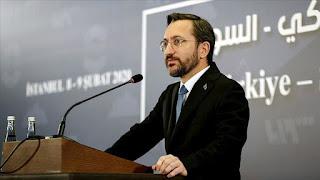 مسؤول تركي: أنقرة تدعم الشعب السوري وتقاوم الإرهاب دون تنازلات