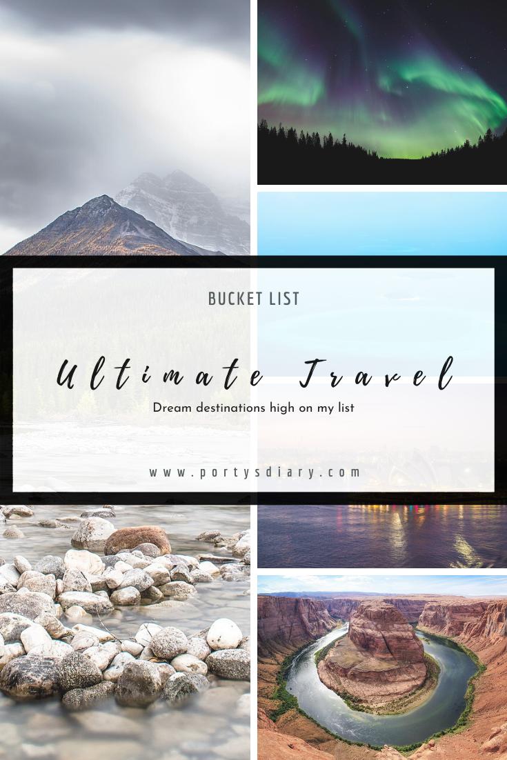 Ultimate Travel Bucket List