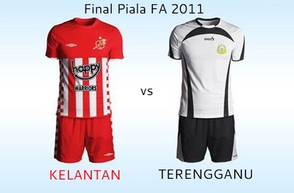piala fa 2011, final fa 2011, kelantan vs terengganu piala fa 2011, final kelantan vs terengganu piala fa 2011