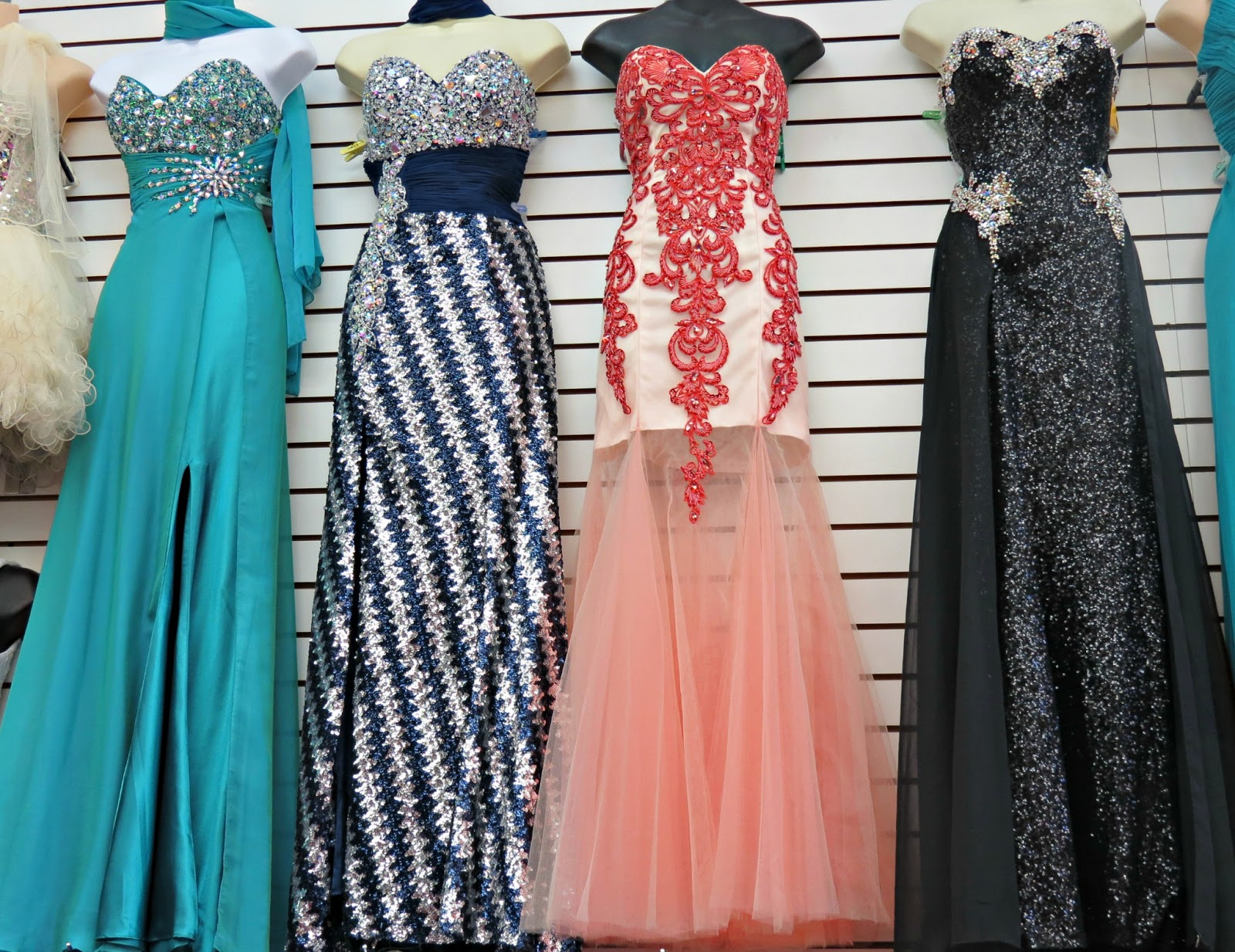 Robes De Mariee: Prom Dresses Garment District Los Angeles