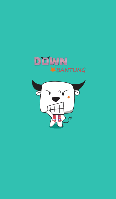 DOWN BANTUNG