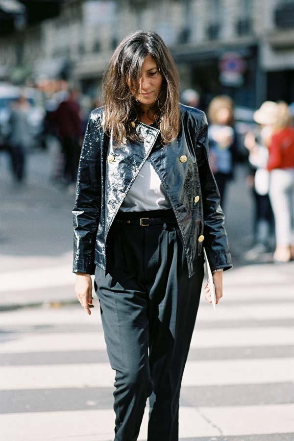 Vanessa Jackman Paris Fashion Week Ss 2017 Emmanuelle