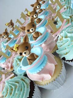 Teacup Chihuahua Cupcakes