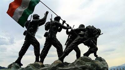 सेना हिंदुस्तान की