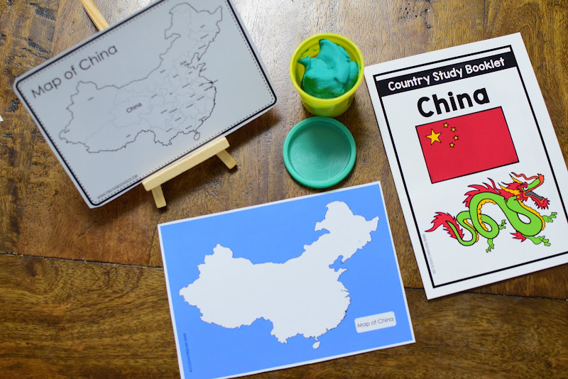 COUNTRY STUDY CHINA: Maps