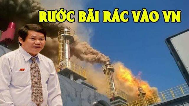 ĐBQH đầu tiên lên tiếng phản đối việc vay vốn TQ xây nhiệt điện than