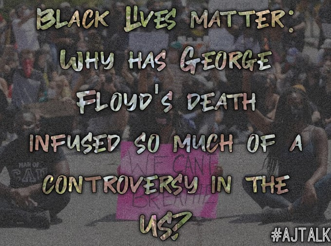 Black Lives matter: Why has George Floyd's death infused so much of a controversy in the US?