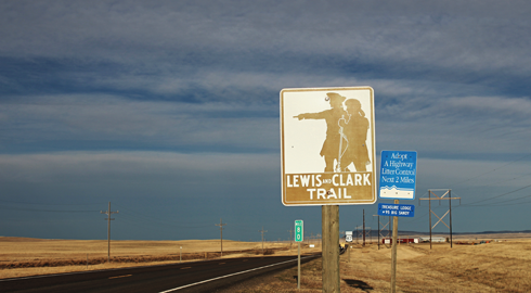Lewis and Clark Great Falls Montana
