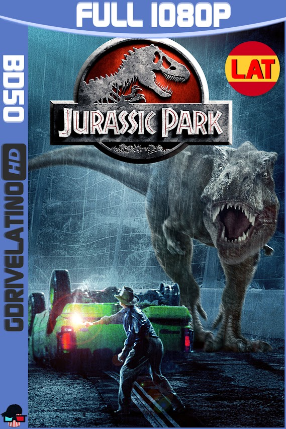 Jurassic Park (1993) BD50 FULL 1080p Latino-Ingles ISO