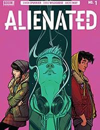 Read Alienated comic online