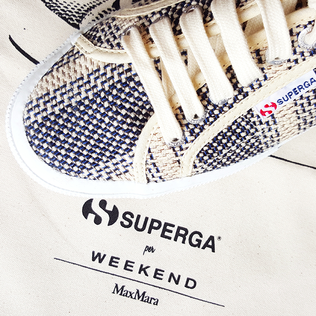 Superga, Max Mara, Max Mara Weekend