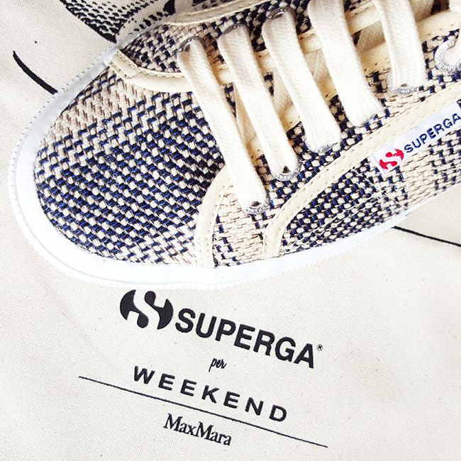Superga, Max Mara, Max Mara Weekend