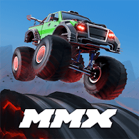 MMX Hill Dash - Unlimited (Gold - Fuel - Full Unlocked) MOD APK
